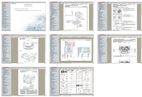 car repair manuals download 2006 toyota prius user handbook toyota prius 2006 2007 2008 service manual and electrical wiring car service