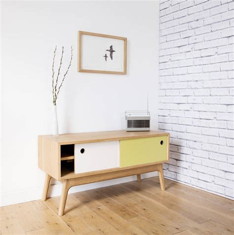 mid century media cabinet mid century media cabinet by design