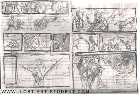 book layout artist art education lessons cartooning animation