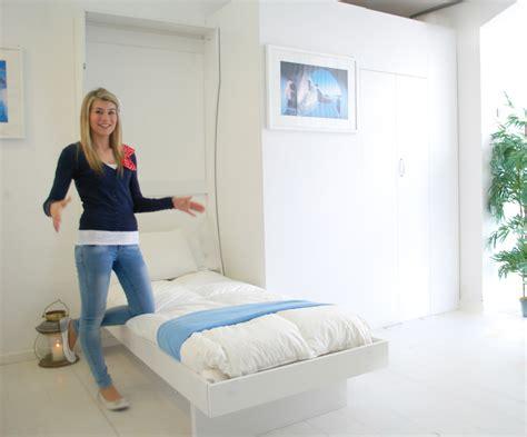 letto a scomparsa a parete letto a parete singolo appendiabiti bed vivilospazio