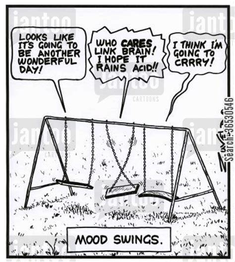 mood swings in children mood cartoons humor from jantoo cartoons