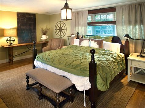 olive green bedrooms photos hgtv