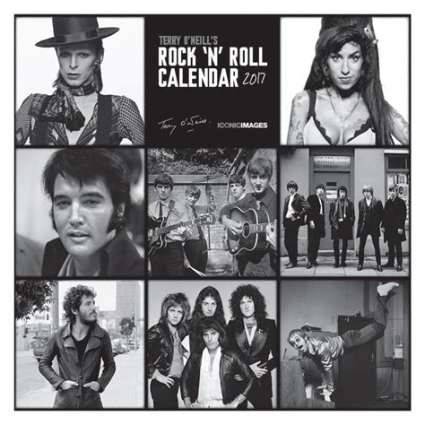 terry oneills rock n terry o neill s rock n roll calendars 2018 on abposters com