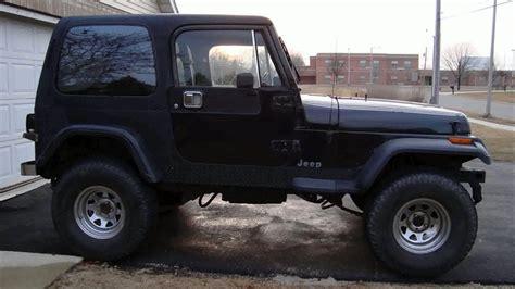 87 Jeep Wrangler For Sale 1987 Jeep Wrangler