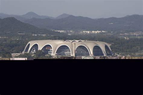 lada may day rungrado may day stadium pyongyang korea pitch