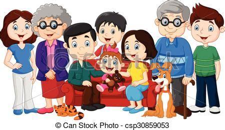 clipart famiglia big family clipart 101 clip