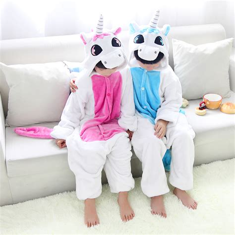 aliexpress unicorn aliexpress com buy kids unicorn pajamas pijama de