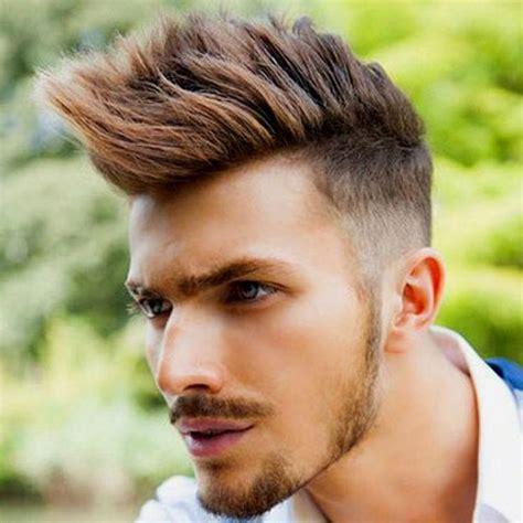 Faux Cut Hairstyle by 25 Faux Hawk Fohawk Haircuts S Haircuts