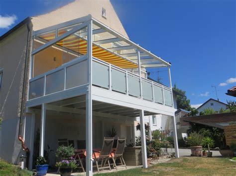 terrassendach aluminium terrassendach tdi500 alu terrassendach