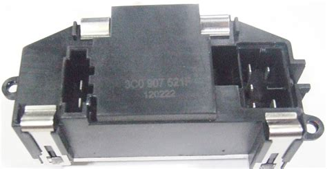 audi q7 blower motor resistor 3c0907521f 35 oem vw audi blower motor resistor golf jetta tiguan q7