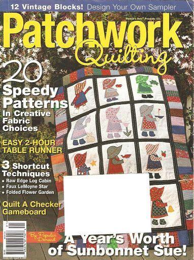 1000 images about revistas de patchwork on