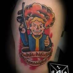 pip boy tattoo 1000 images about fallout ideas on