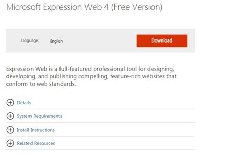 Microsoft Expression Web 4 Templates by Archives Softcontrol