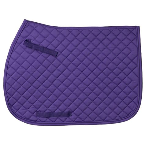 pattern english saddle pads equiroyal quilted square english saddle pad