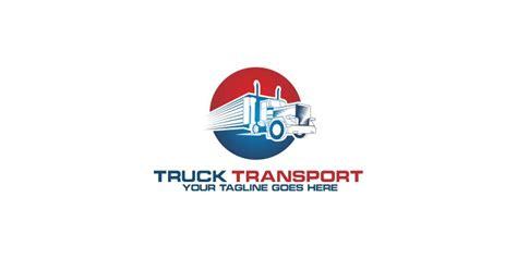 Truck Transport Logo Template Car Logo Templates Codester Transport Logo Templates
