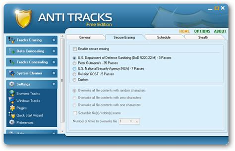 can pass be used on pc how to use anti tracks free to eliminate traces of activity