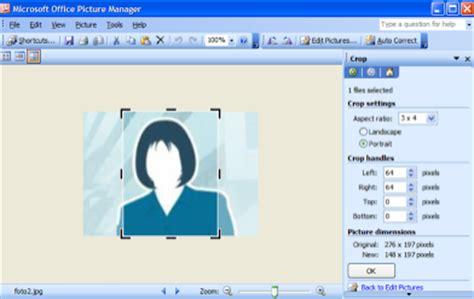 cara edit foto ukuran 3x4 aam dan budi notes cara membuat foto ukuran 4x6 cm 3x4