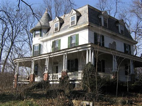 Detroit Mansions For Cheap by Abandoned Mansion And Guest House