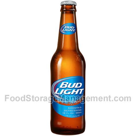 sodium in bud light bud light 12 oz glass bo 018200001697 food storage