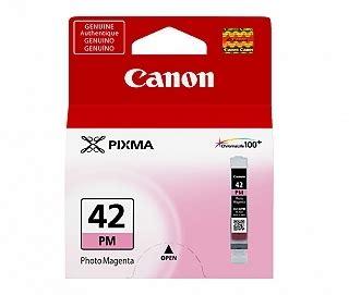 Cartridge Canon Cli 42 Magenta canon chromolife 100 cli 42 photo magenta ink cartridge