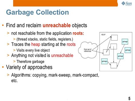 java tutorial garbage collection java garbage collection monitoring and tuning