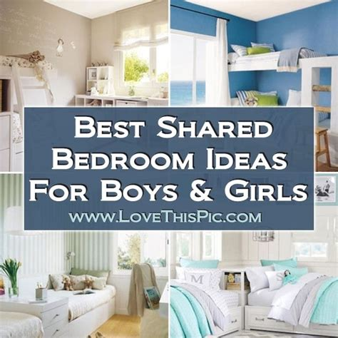 shared bedroom ideas for girls best shared bedroom ideas for boys and girls