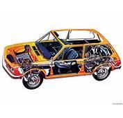 Volkswagen Squareback Tipo 3 Arriba Y El Setentero 4