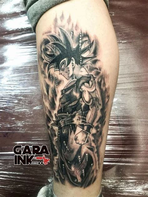 broly tattoo 119 best tatouage images on