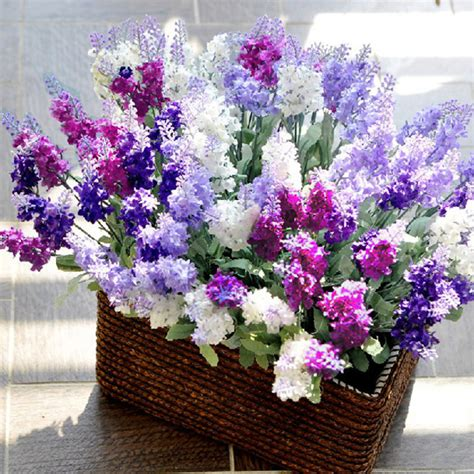 18 colorful bouquets home decoration ideas 2015
