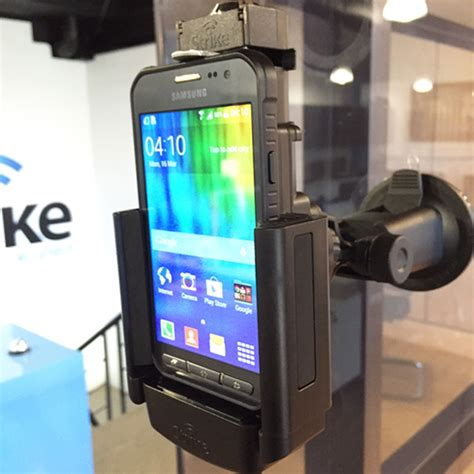 Handphone Samsung Xcover samsung galaxy xcover 3 and xcover 3 value edition diy mount holder strike