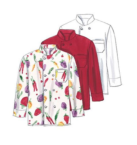 pattern for apron from men s shirt misses and mens jacket shirt apron neckerchief and hat
