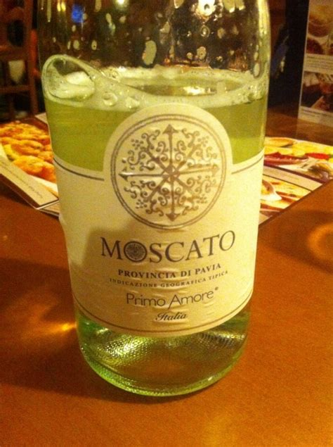 Moscato Wine Olive Garden by New Fav Wine Moscato Primo Yelp