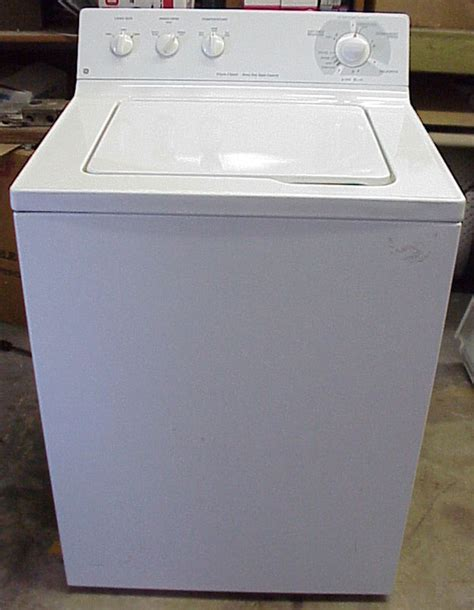 Ge Washer Over Flowing American Service Dept