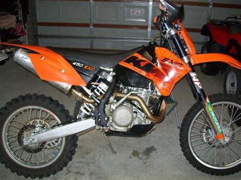 2008 Ktm 450 Exc R Specs Dayrimm Spotnews Ktm 450 Exc For Sale
