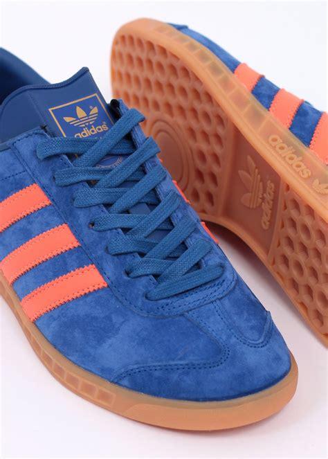 adidas dublin adidas originals hamburg dublin trainers royal blue