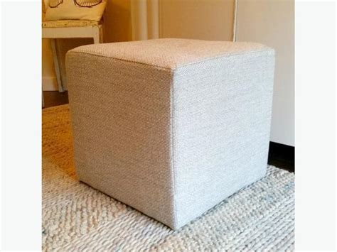 soft ottoman cube soft ottoman cube chunky cord pouffe footstool cube soft