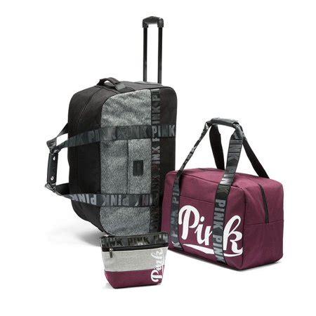 Travel Set Mc pink secret luggage set mc luggage