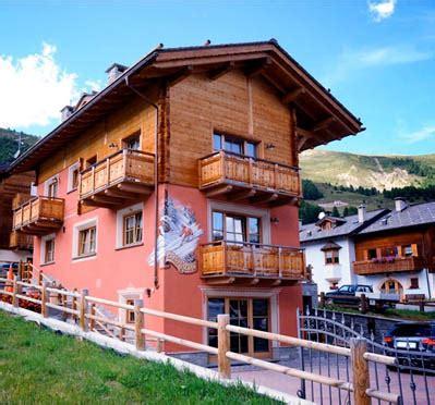 cottage montagna chalet stevan appartamenti in affitto a livigno