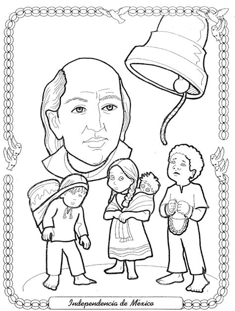 revolucion coloring pages revolucion mexicana dibujos www imgkid com the image