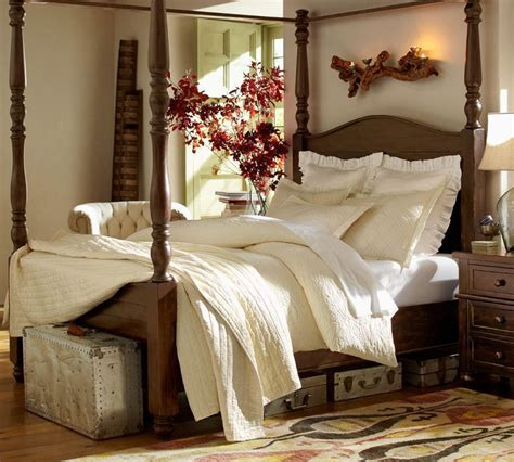 bed in spanish cortona canopy bed gorgeous dream bedrooms pinterest