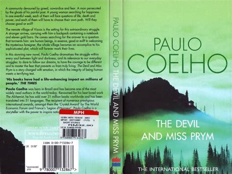 libro the devil and miss springy jottings the devil and miss prym by paulo coelho