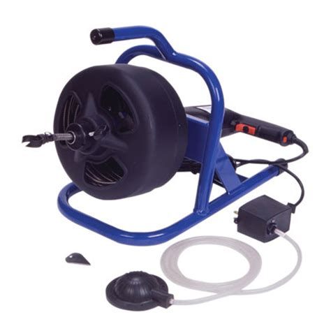 Plumbing Snakes At Lowes by Shop Cobra 50 Ft Wire Machine Auger At Lowes