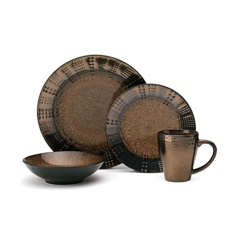Gourmet Tableware gourmet basics by mikasa sorrento 16