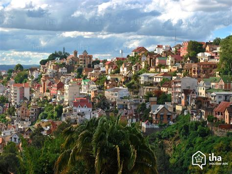 Antananarivo rentals for your vacations with IHA direct