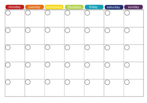 Print Plans monthly menu plan printable picklebums