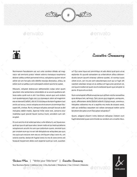 business letter format pages 35 pages business plan template letter format by keboto