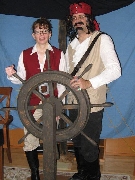 pirate ship helm