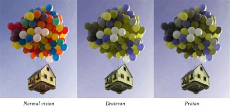 what does color blindness look like un algorithme qui va aider les daltoniens sur internet