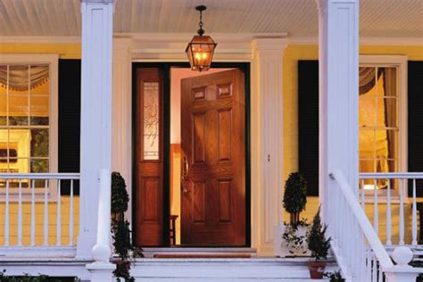 Steel Vs Fiberglass Exterior Door Fiberglass Vs Steel Doors Door Styles