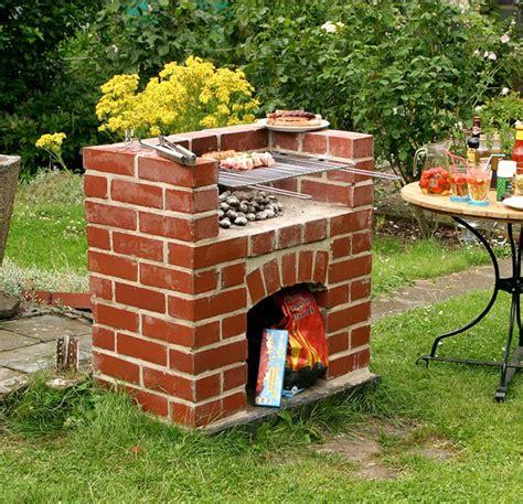 grill selber bauen naturstein grundlegende tipps f 252 r gartengrill selber bauen